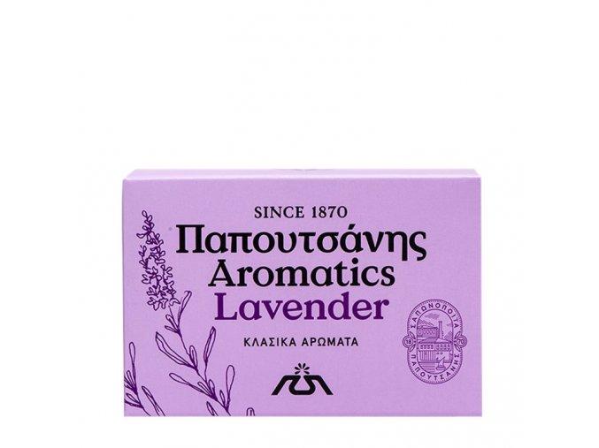 AROMATICS mýdlo Levandule 125 g