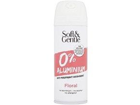 Soft&Gentle Do BS - 0% Aluminium - Floral - svěží růže 150ml