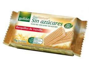 Gullón vafle vanilkové 70g