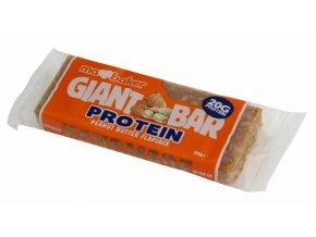 Marksman Protein flapjack arašíd. máslo 90g Ma Baker