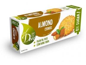 El Dia Sušenky s mandlovymi ořechy 145 g