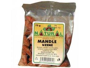 Natural Mandle uzené 70g