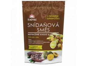 Iswari Snídaňová směs Kakao-lucuma 300g