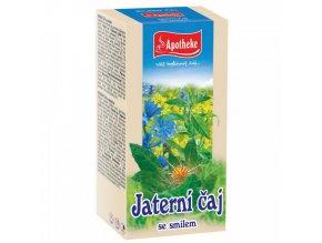 Apotheke Apotheke Jaterní čaj 20x1,5g