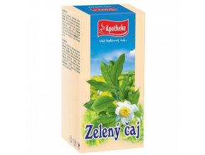 Apotheke Apotheke Zelený čaj 20x1,5g