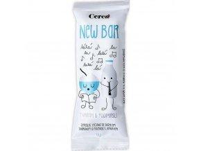 Cerea Newbar Tvaroh a mléko 33g