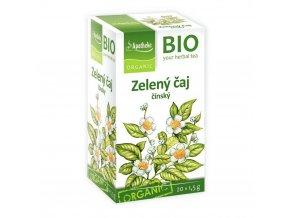 Apotheke BIO Zelený čaj čínský 20x1,5g