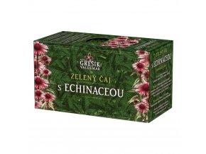 Grešík Grešík Zelený s echinaceou čaj 20x1,5g