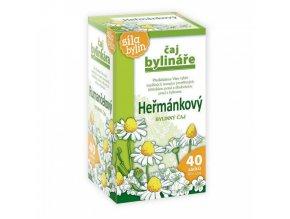 Bylinář Bylinář Heřmánkový čaj 40x1,6g