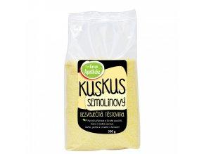 Green Apotheke Kuskus medium semolinový 500g