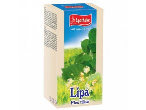 Apotheke Apotheke Lípa čaj 20x1,5g