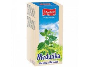 Apotheke Apotheke Meduňka čaj 20x1,5g