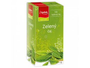 Apotheke Natur NATUR Zelený čaj 20x1,5g