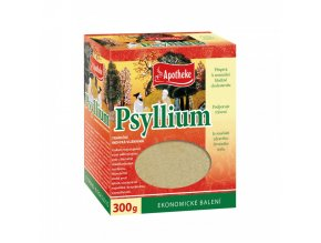 Apotheke Apotheke Psyllium 300g krabička
