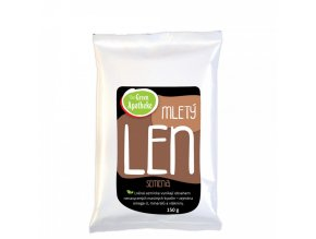 Green Apotheke Len hnědý mletý 150g