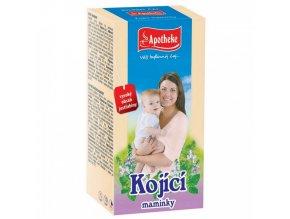 Apotheke Apotheke Kojící maminky čaj 20x1,5g