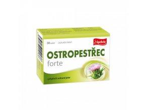 Apotheke Apotheke Ostropestřec forte 30tbl.