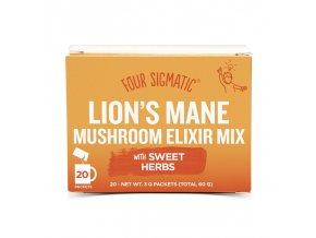 Lion's Mane + Sweet Herb mushroom mix 20 sáčků Four Sigmatic