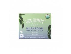 Matcha Latte + Maitake mushroom mix 1 sáček Four Sigmatic