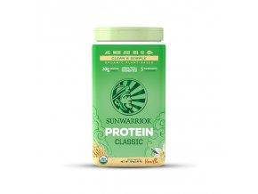 Protein Classic Bio vanilkový 750 g Sunwarrior