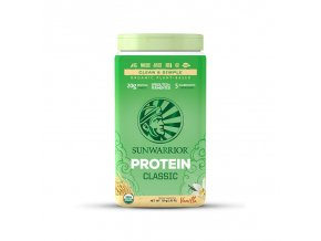 Protein Classic Bio vanilkový 375 g Sunwarrior