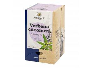 VÝPRODEJ!!! Čaj Verbena citronová 27 g BIO SONNENTOR