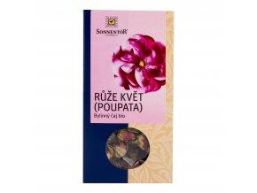 Čaj Růže květ sypaný 30g BIO SONNENTOR