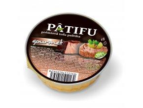 Paštika PATIFU gourmet 100g VETOECO