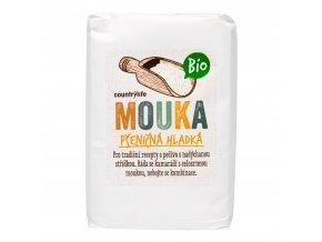 Mouka pšeničná hladká 1kg BIO COUNTRYLIFE