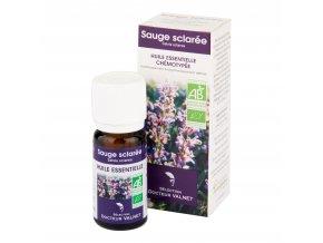 Éterický olej šalvěj muškátová 10 ml BIO COSBIONAT