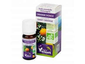 Éterický olej pomeranč 10 ml BIO COSBIONAT