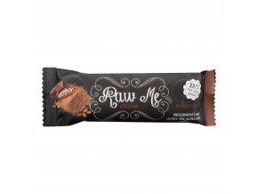Tyčinka ovocná s příchutí kakaa 45g RAWME