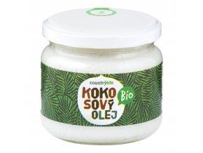 Olej kokosový 300ml BIO COUNTRYLIFE