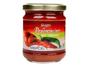 Omáčka rajčatová s chilli 190g BIO ARCENCIEL