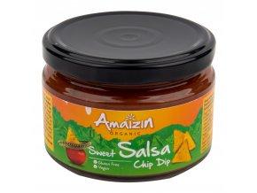 Salsa - omáčka sladká 260 g BIO AMAIZIN