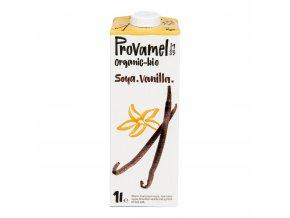 Nápoj sójový vanilkový 1l BIO PROVAMEL