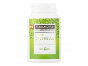 Chlorella Pure 90 g/180 tablet BIO NEOBOTANICS®