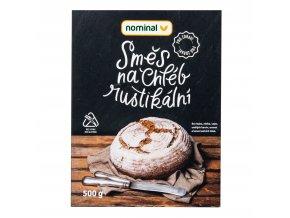 Směs na chléb rustikální bezlepkový 500g NOMINAL
