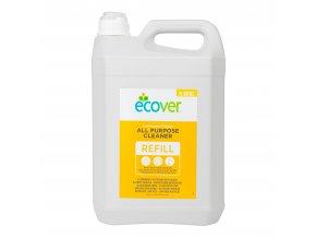 ECOVER univerzální čistič Citronová tráva a zázvor 5 l