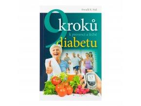 Kniha 9 kroků k prevenci a léčbě diabetu Donald R. Hall