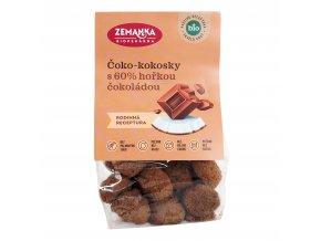 Čoko - kokosky s kakaem 100 g BIO ZEMANKA