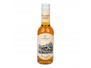VÝPRODEJ!!!Sirup meduňkový s dobromyslí Praha - Hrad 250 ml CAMELLUS