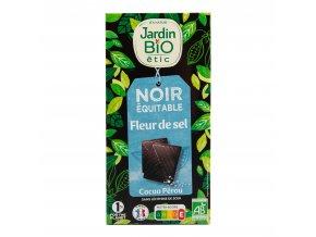 Čokoláda se solí 100 g BIO JARDIN BIO