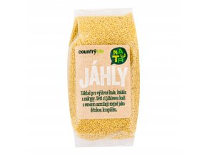Jáhly 500g COUNTRYLIFE