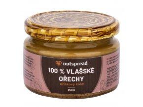 Krém z pražených vlašských ořechů 250 g NUTSPREAD
