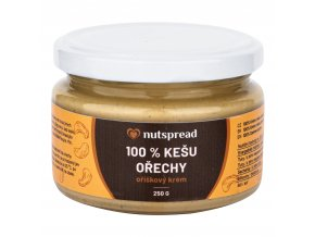 Krém z pražených kešu ořechů 250 g NUTSPREAD