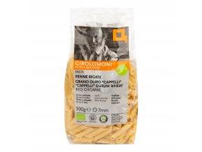 Těstoviny penne rigate Cappelli semolinové 500 g BIO GIROLOMONI