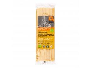 Těstoviny špagety semolinové 2,1 mm 500 g BIO GIROLOMONI