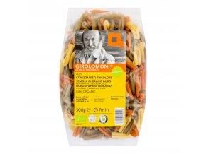 Těstoviny strozzapreti semolinové mix 500 g BIO GIROLOMONI