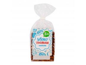 Sušenky s rozinkami 230 g BIO COUNTRY LIFE